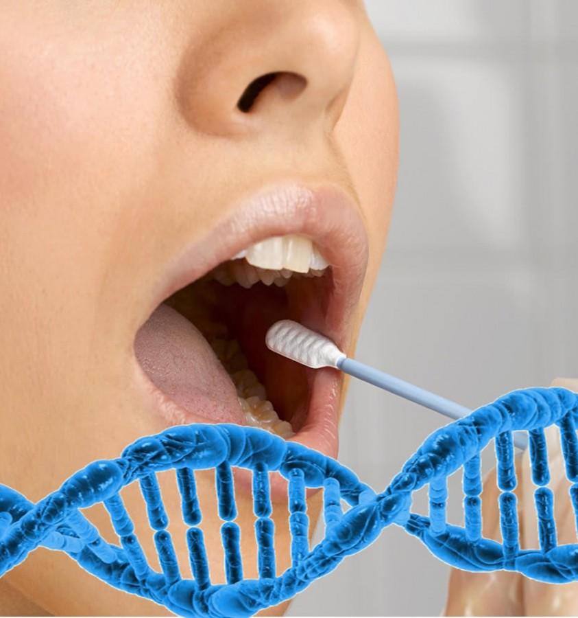 Поиск родственников через тест ДНК. Сдача теста и отправка по почте