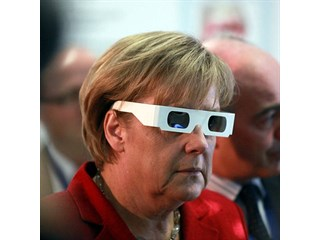 Nation Interest: Меркель — тот же Клинтон, только без донжуанства