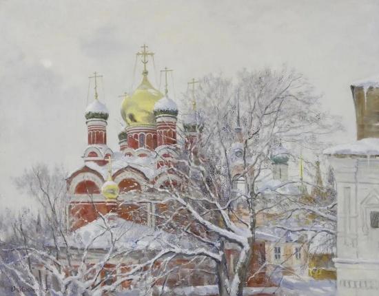 художник Олег Иванович Молчанов картины – 28