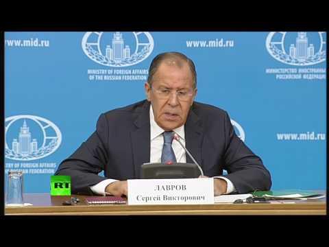 Лавров подвел внешнеполитические итоги 2016 года