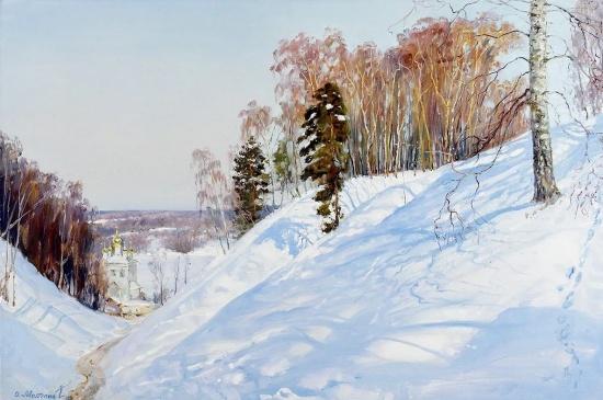 художник Олег Иванович Молчанов картины – 29