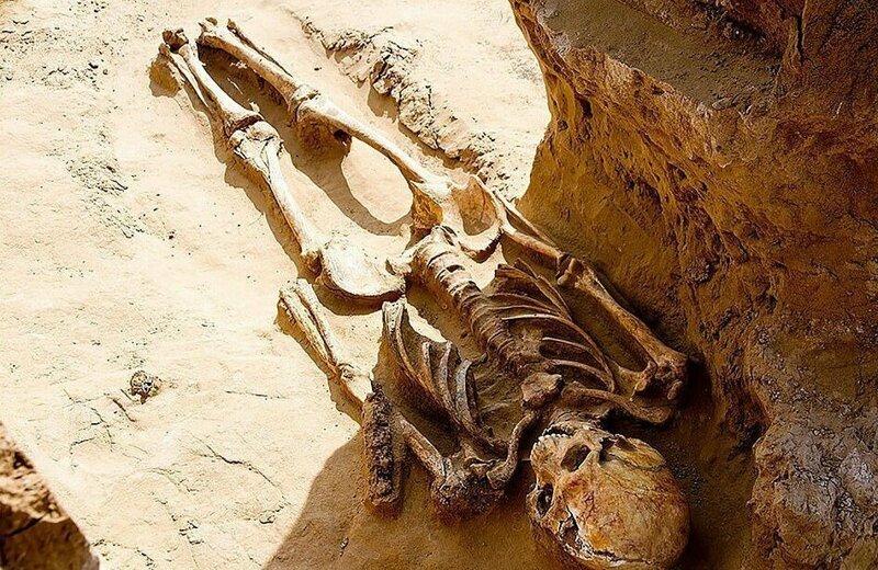 На участке неподалеку от деревни Никольское археологи обнаружили захоронение сарматских вождей Астрахань, Сармат, археология, драгоценность, захоронение, находка, россия