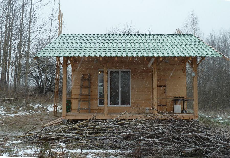 Как мы строили дом