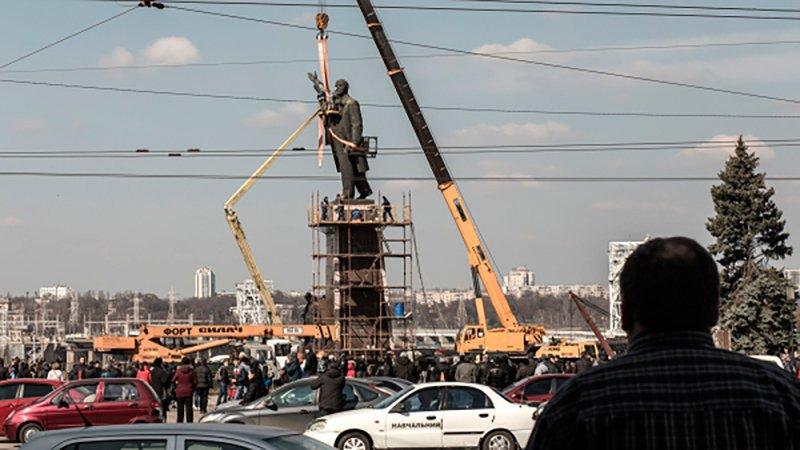 Ленин послужит АТО: как Укра…