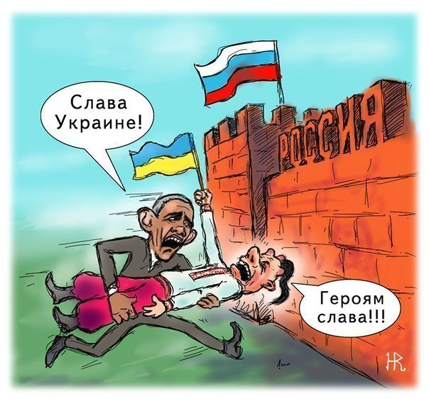 Запад отводит Украине главну…