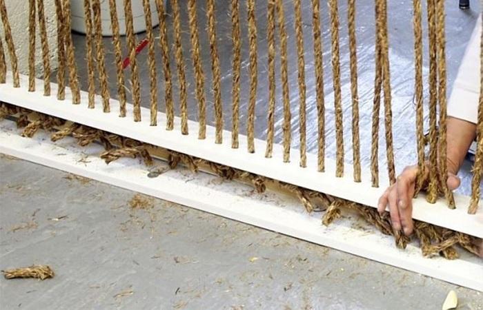10 идей, как с помощью обычной веревки можно облагородить дом