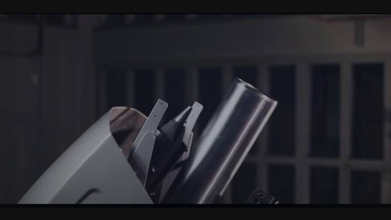 RUAG Cobra : миномёт футуристического вида оружие