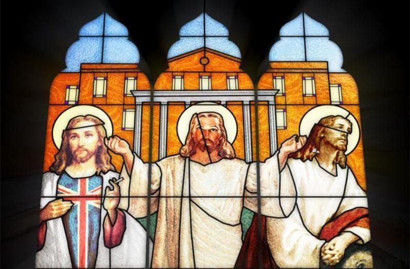 Психологические эксперименты. Три Иисуса из Ипсиланти