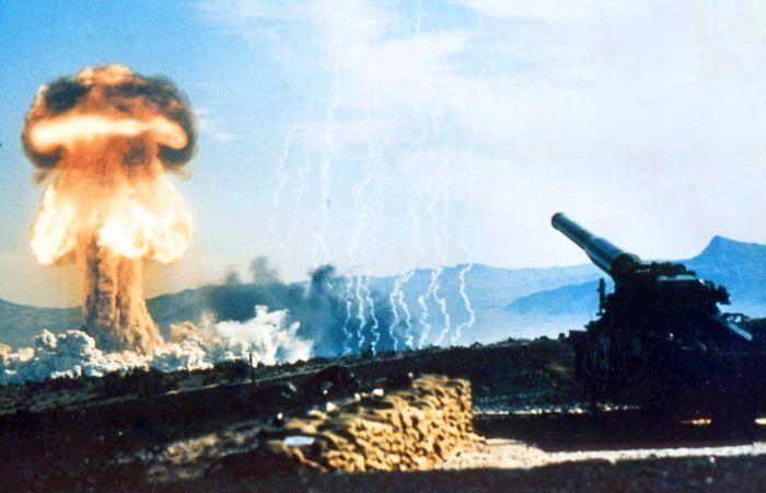 Ядерная артиллерия – оружие, способное уничтожить все живое