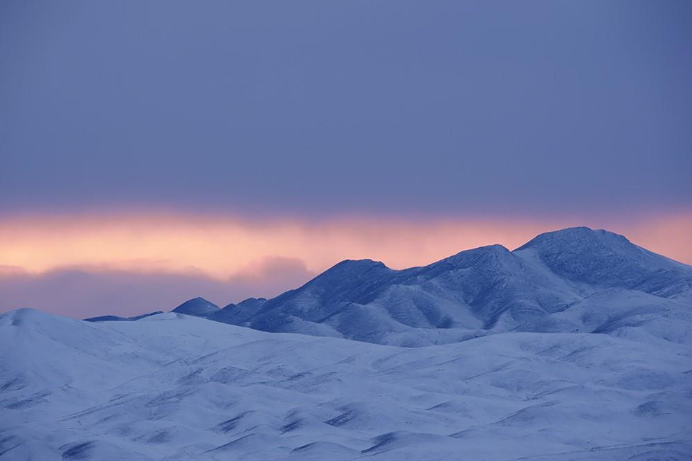 И частичка Монголии