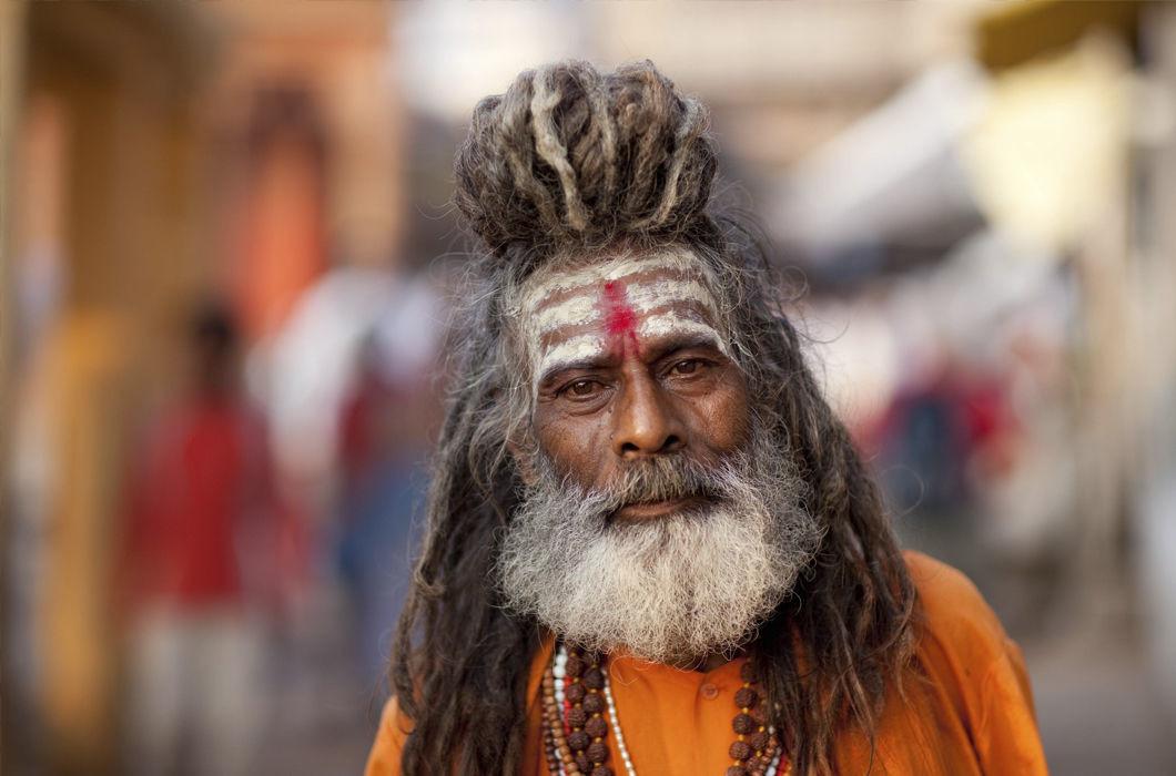 Индия волосы, прическа