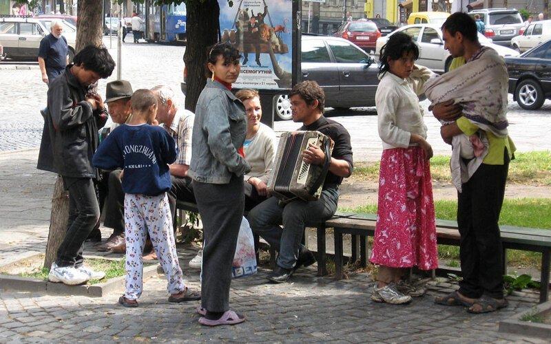 Тайная жизнь и обычаи цыган цыгане