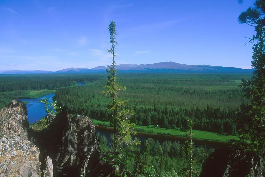 Гиперборейские названия городов и рек России сохранились
