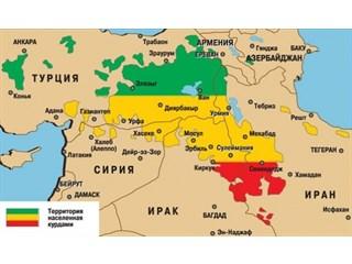 Барзани воскрешает дух Севрского договора