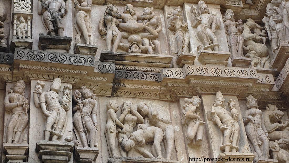 Храмы Каджурахо: все о любви!