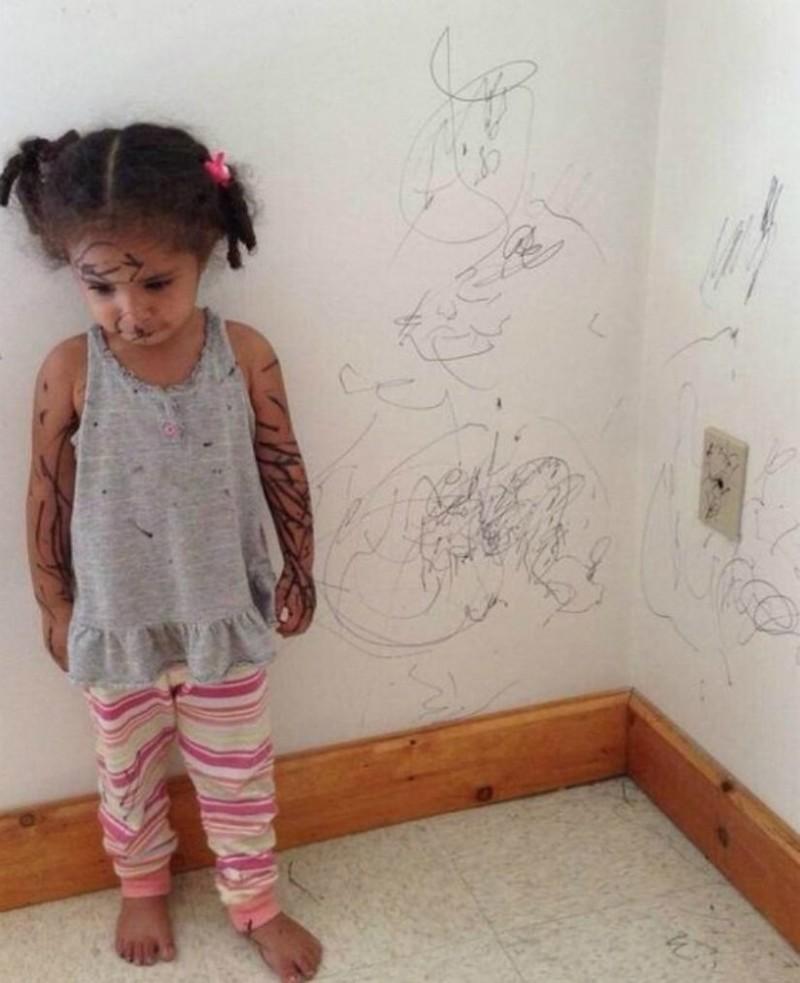 Прикольные картинки наказание ребенка, своими руками папы