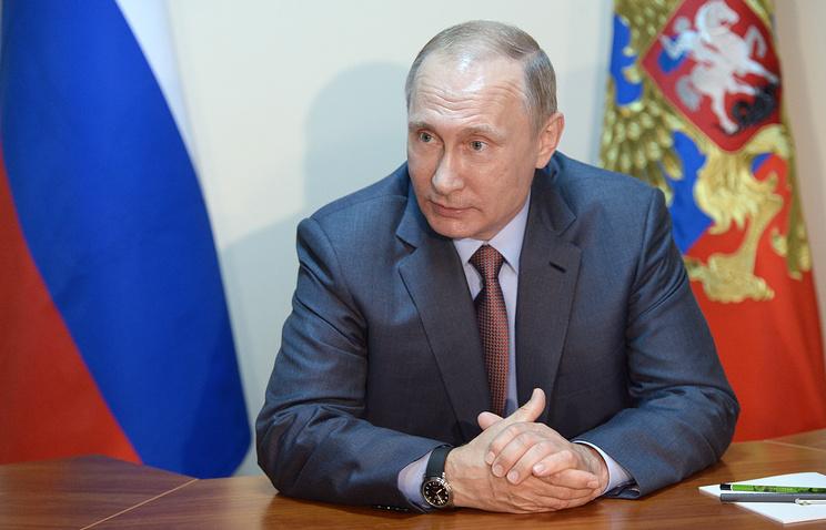 В.В.Путин: Россия проведет специальные соревнования для паралимпийцев