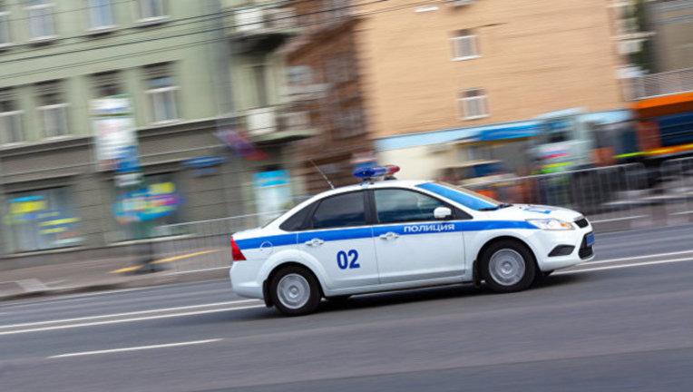 """В Москве введен план """"Перехват"""" после совершения разбойного нападения"""