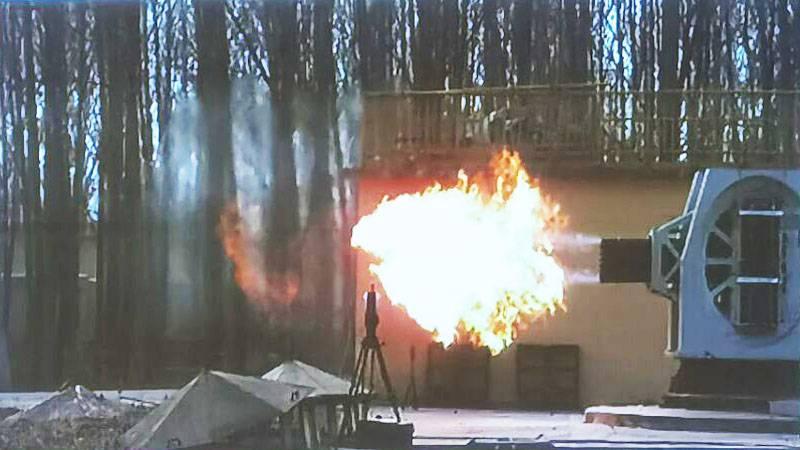 Новый эксперимент Китая: 20-ствольная артиллерийская установка оружие