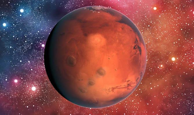 Интересные факты о Марсе + Видео