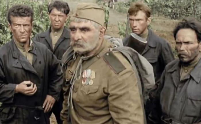 Кадр из фильма *Отец солдата*, 1964 | Фото: kino-teatr.ru