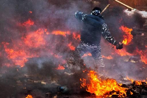 В Киеве готовится поджог здания Россотрудничества