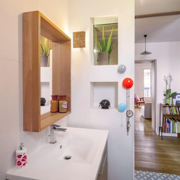 6 креативных идей для экономичного преображения ванной комнаты