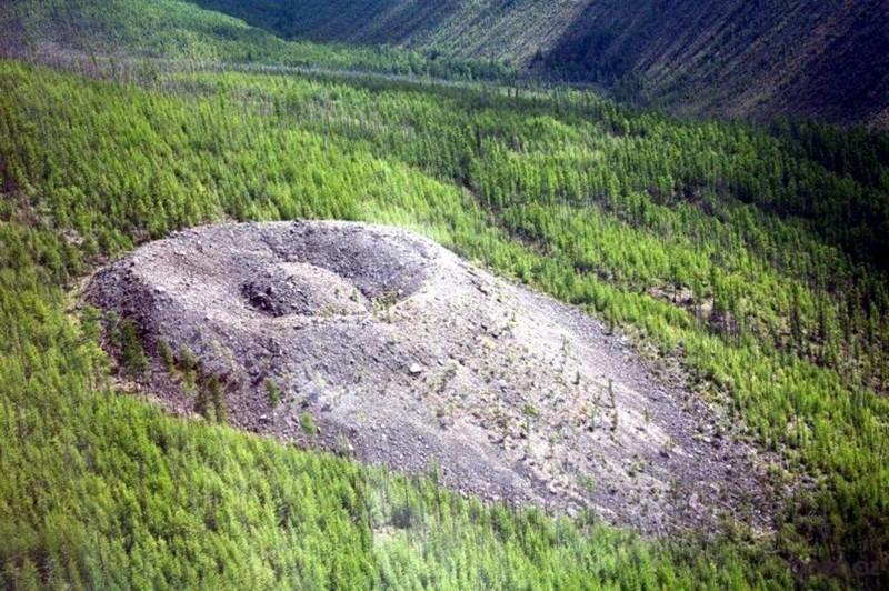 Патомский кратер в Сибири аномалии, аномальная зона, места, россия, факты