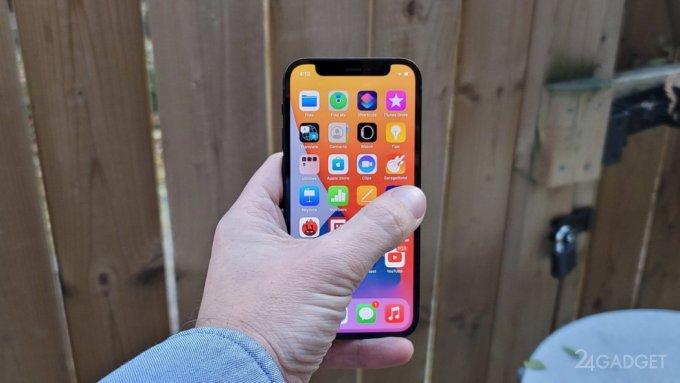 Первый взгляд на фотовозможности iPhone 12 mini