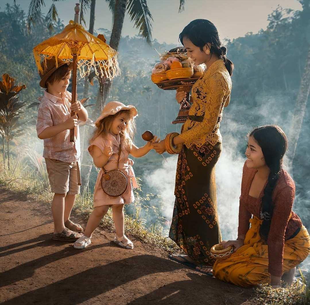 Невероятные снимки индонезийского фотографа