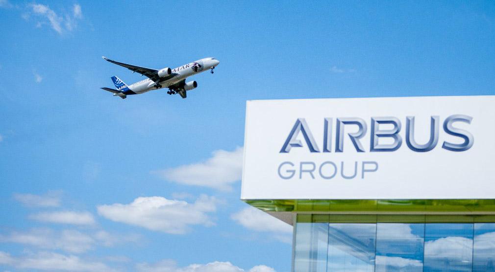 Компания Airbus достигла рекордных показателей по поставкам коммерческих самолетов в 2018 году