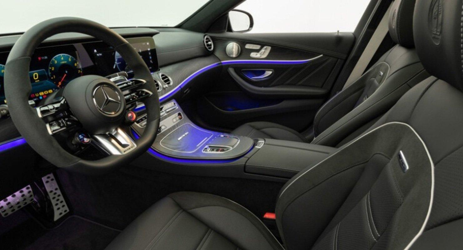 Brabus 800 на базе Mercedes E63 S составит конкуренцию Lamborghini Huracan и Ferrari Roma Автомобили