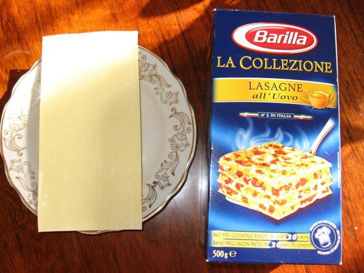 как сделать тесто для лазаньи фото успех отличие тех