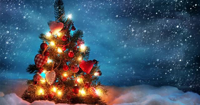 Рождественский дух может помочь вам зажечь искру внутри себя