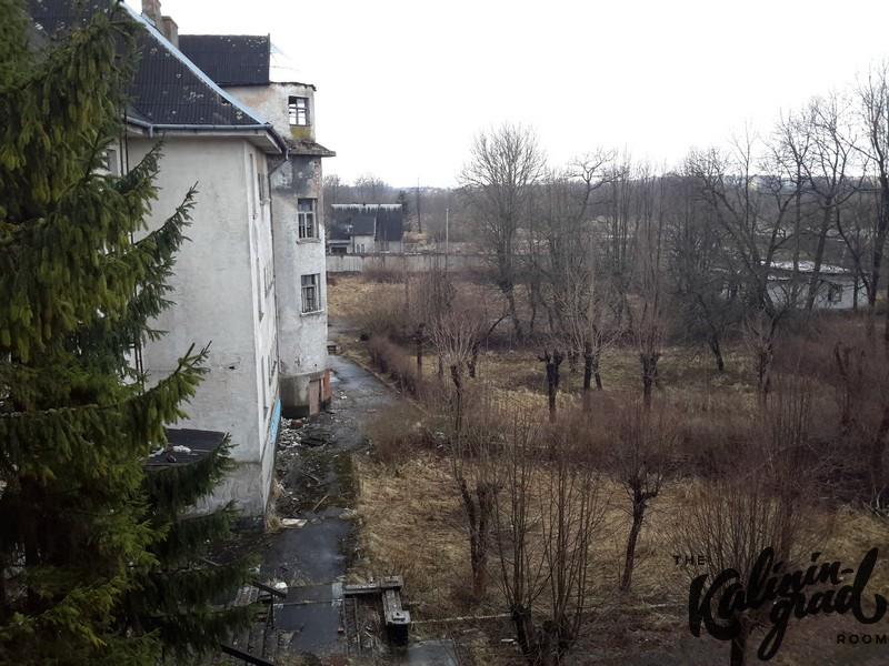 Кенигсбрюк военный городок фото