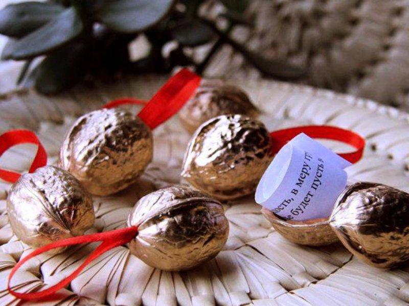 Орешки с секретом - отличная идея для подарков и сюрпризов. Виды швейных швов и их применение!