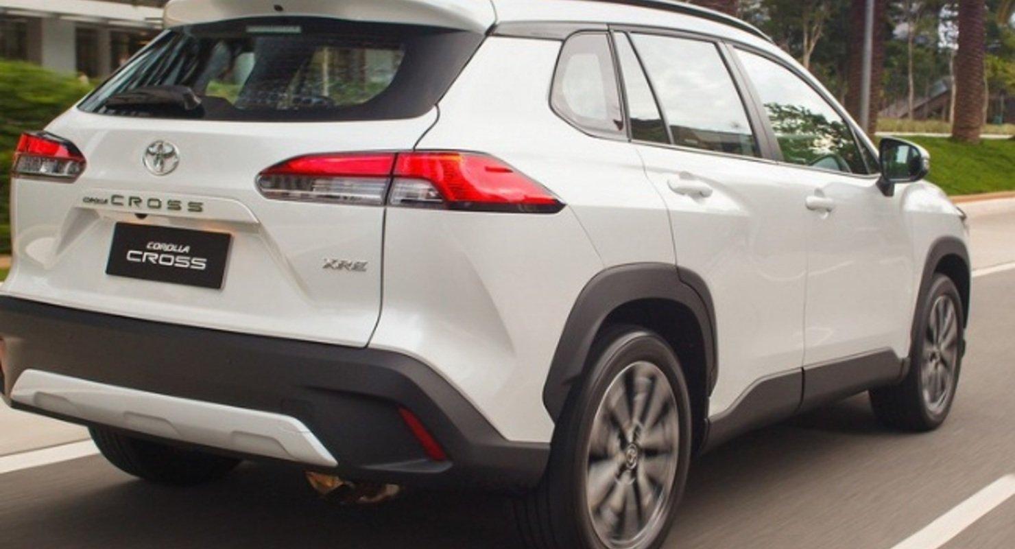 Toyota вскоре представит новый кроссовер в США Автомобили