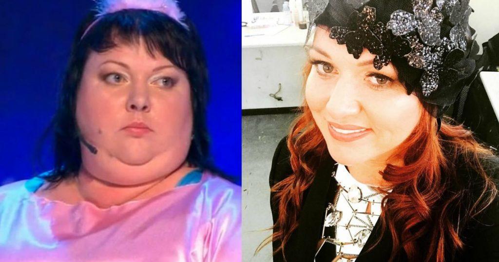 Однажды в россии актриса ольга картункова похудела
