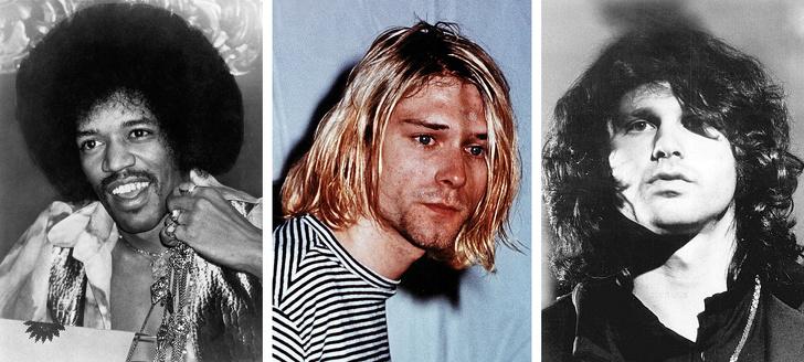 3 интригующие теории, почему некоторые знаменитости уходят из жизни в 27 лет