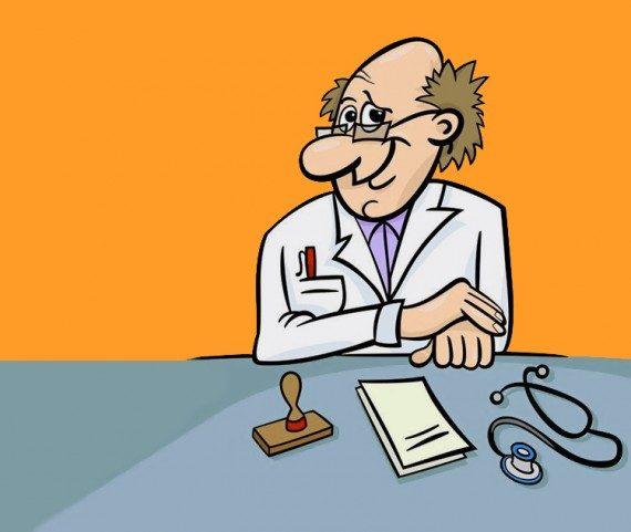 Про медицину с юмором