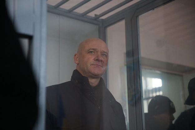 Мэра Одессы отпустили на поруки депутата от БПП. Под судом — драка и два огнестрельных ранения