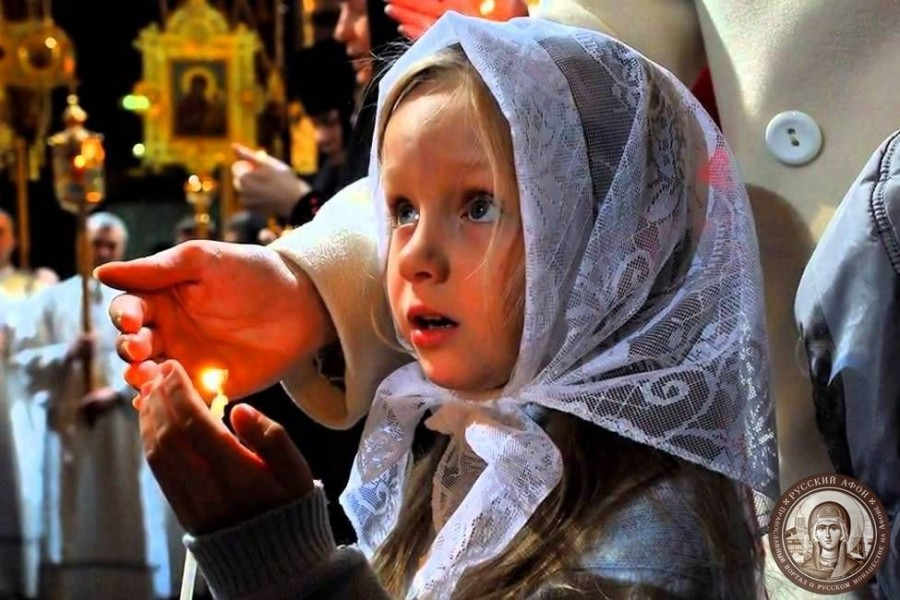 Афонские старцы о воспитании детей
