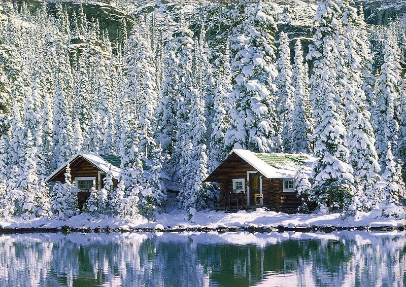 Под снеговым покрывалом путешествия