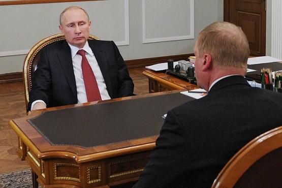 Путин начал охоту на Чубайса
