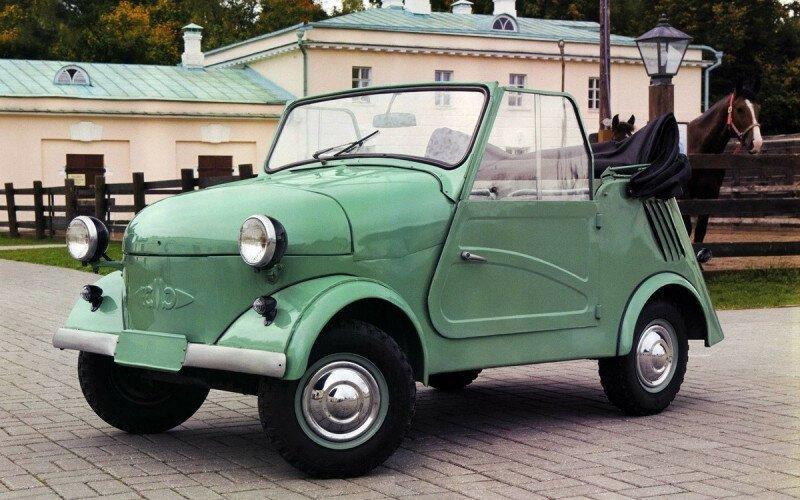 Автомобиль из фильма «Операция Ы»: советское чудо на колёсах автомобили, история, транспорт