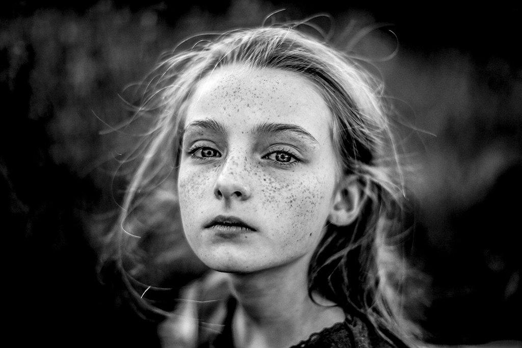 Лучшие снимки конкурса черно-белой детской фотографии — 2016