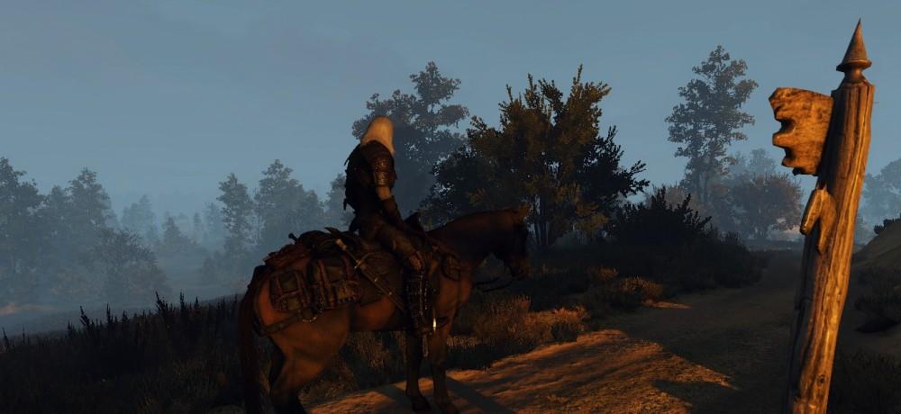 Новый мод для The Witcher 3 делает Геральта более каноничным action,pc,ps,rpg,the witcher 3,xbox,Игры