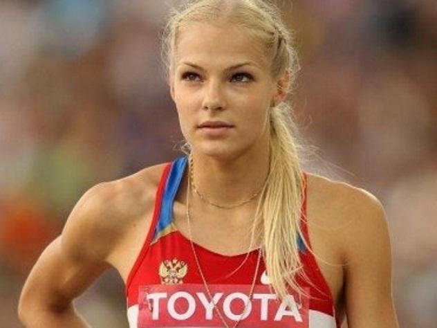 Легкоатлетке Дарье Клишиной предложили выступать за Украину