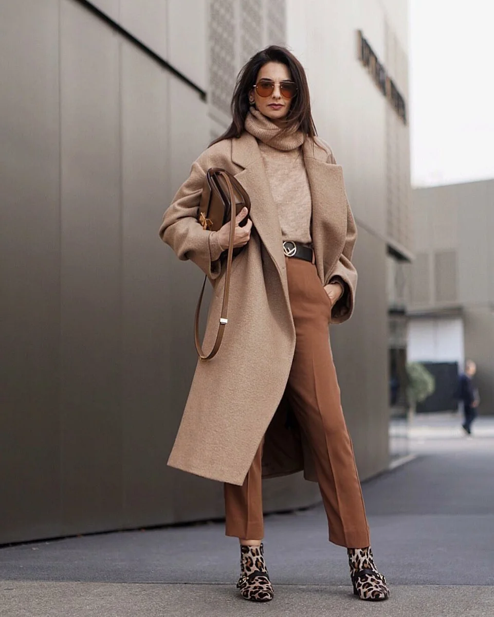 7 ошибок при создании монохромных образов гардероб,мода и красота,модные образы,модные тенденции,одежда и аксессуары