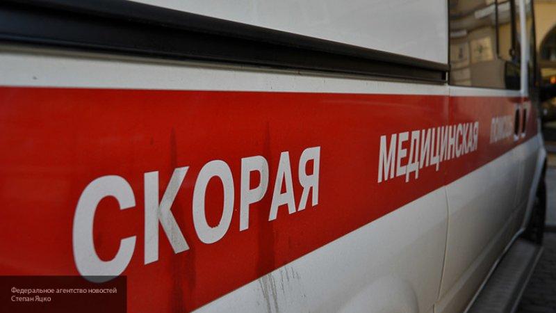 Автобус из Барнаула перевернулся на трассе в Кузбассе